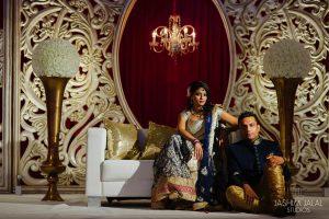 Alka and Tarang Indian Wedding Decor Massachusetts