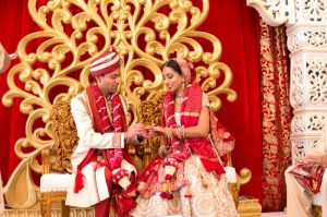 Indian Wedding Decor Ami and Anish Massachusetts