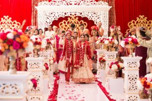 Indian Wedding Decorator Massachusetts Ami and Anish