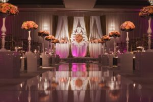 Paven and Erich Indian Wedding Decorator MA