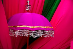 Vihari and Chetak Indian Wedding Decor Sangeet Massachusetts
