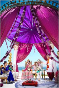 Indian Wedding decorator Belle Mer newport RI 6
