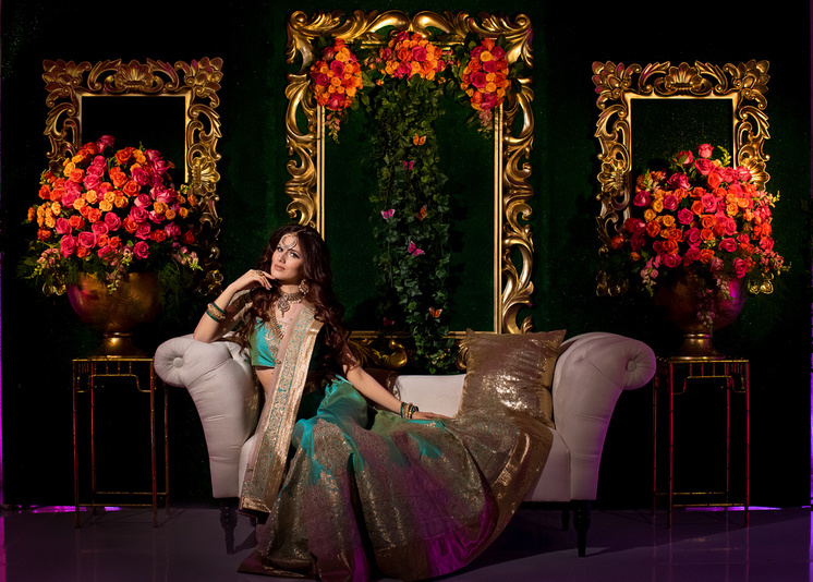 Indian Wedding Reception Decor Massachusetts Lovedecor